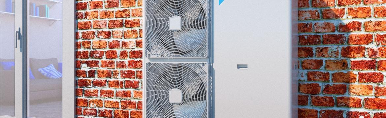Jde napojit klimatizaci na tepelné čerpadlo?