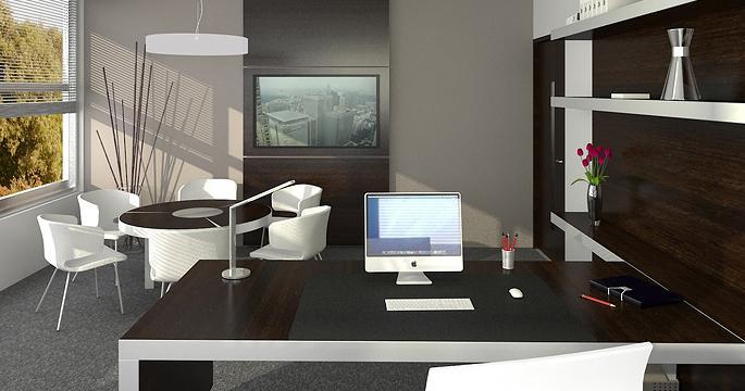 I kancelářské prostory mohou působit útulně. Stačí jen chtít