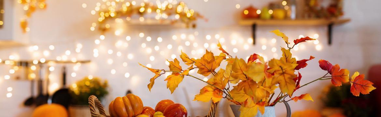 Jak naladit byt na podzim? Přinášíme tipy na originální výzdobu