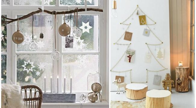 Skandinávský styl může být inspirativní nejenom o Vánocích, ale i po celý rok