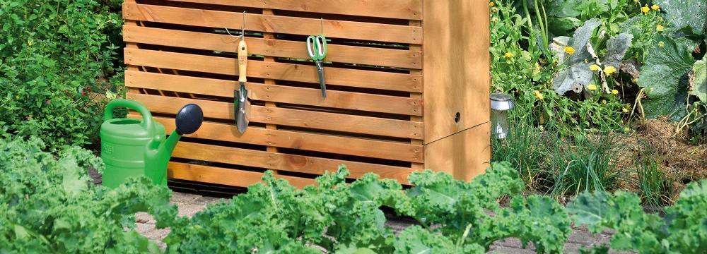 Pohodlné zahradničení ve městě i na venkově