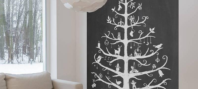 Vánoční stromeček v netradičním provedení