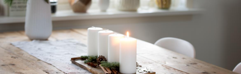Advent je v plném proudu. Jak do něj naladit byt a vyhnout se přitom kýči?