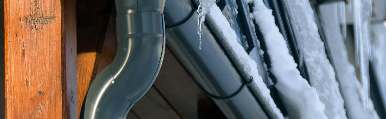 Nezapomeňte připravit svou střechu na zimu!