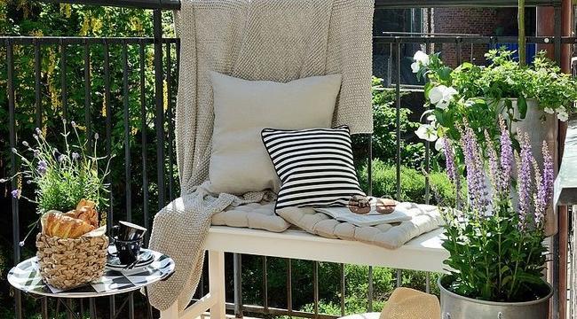 Zahradnická sezóna může začít i na malých balkonech a lodžiích