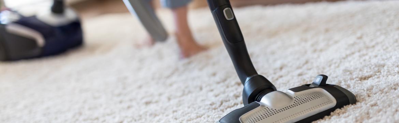 Správné vysávání jako základ dobrého úklidu a zbavení se prachu