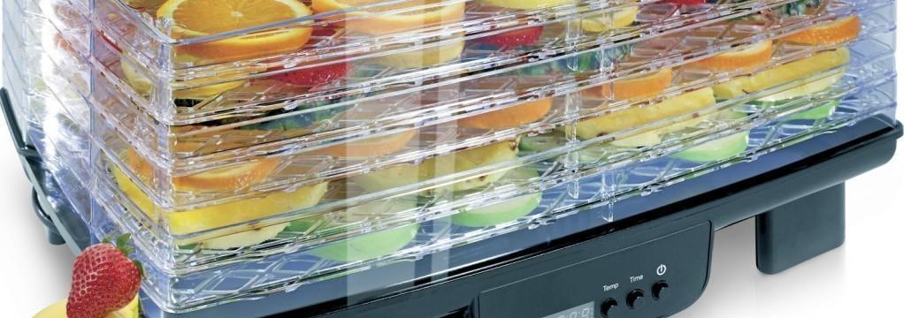 Nebaví vás zavařování ovoce a zeleniny? Usušte ho!
