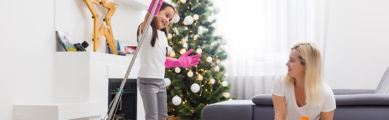 Pár dobrých rad, jak vrátit po Vánocích byt do plné parády