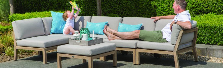 Jak si vybrat správný zahradní nábytek?