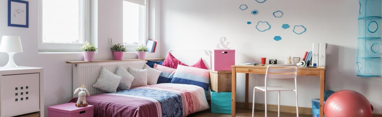 Co pořídit dítěti do pokoje, aby rádo a dobře uklízelo?