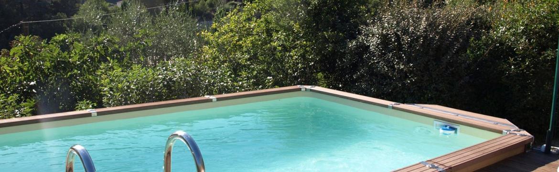 Zařizujete zahradu? Nezapomeňte na bazén!