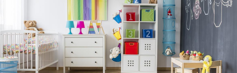 Vytvořte dětem podnětné a kreativní prostředí pro všestranný rozvoj intelektu.