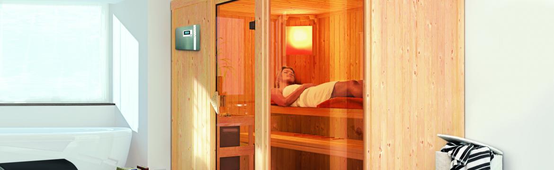 Když sauna, tak domácí. Oceníte ji nejenom v zimním období