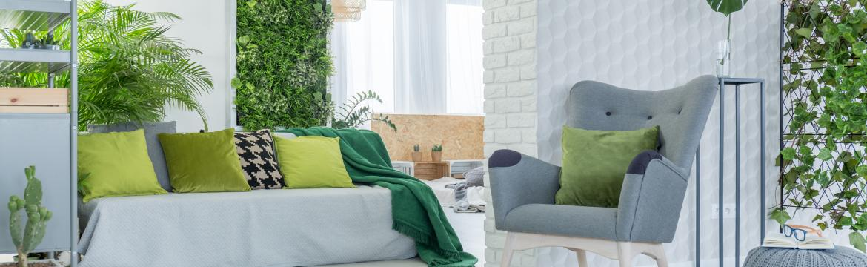 Dostaňte do obývacího pokoje více přírody: Fantazii se meze nekladou