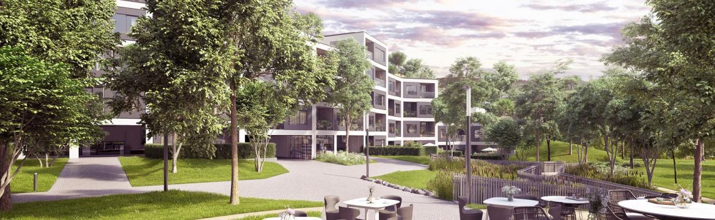 Nový projekt Barrandez-vous získal územní rozhodnutí. Skupina T.E spustila prodej bytů