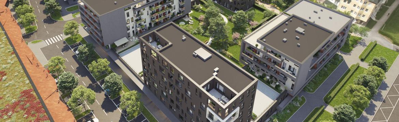 YIT zahájila projekt Ranta Barrandov