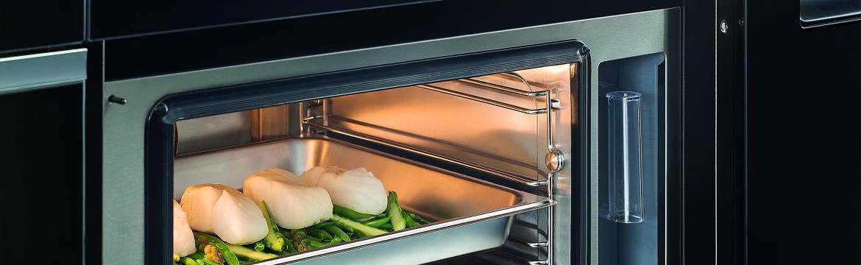 Tajemství zdravé kuchyně se skrývá v páře