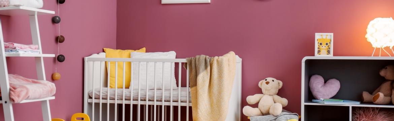 Vytvořte si dětský pokoj i v malém bytě. Poradíme, jak na to