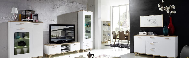 Zařizujete obývací pokoj? Trendem je dostatek prostoru