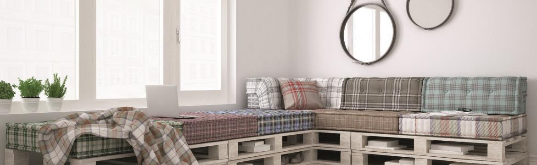 Toužíte po originálním nábytku? Vyrobte si ho z palet