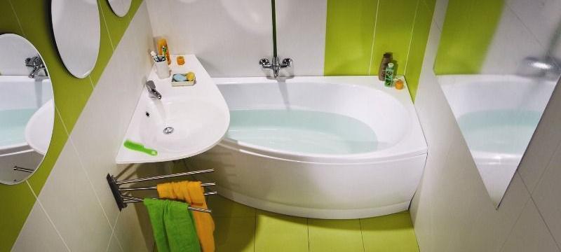 Několik tipů do vaší extrémně malé koupelny