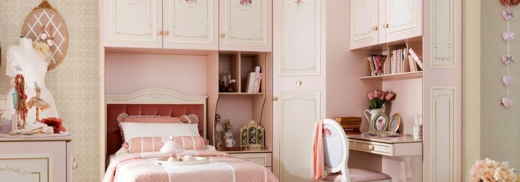 Jak zařídit pokoj pro malou princeznu?