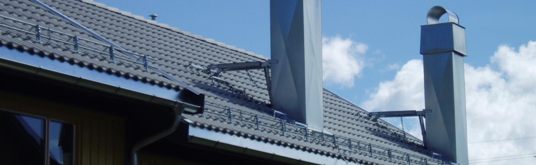 Lindab radí: připravte svou střechu na zimu včas!
