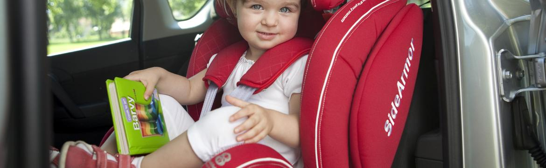 Trio novinek Baby Safe&Clean pro čištění, impregnaci a dezinfekci kočárků, autosedaček i oblečení