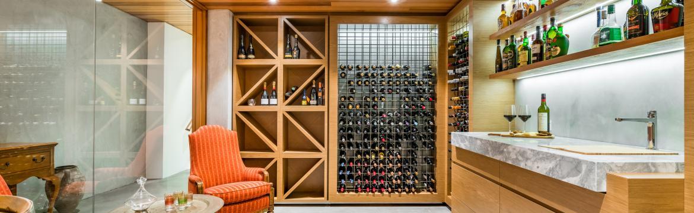Jak vybrat správný domácí bar? Máme pro vás 4 inspirativní doporučení