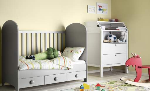 Vytvořit vašemu dítěti ideální místo pro hraní, relax nebo učení není snadný úkol
