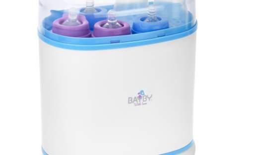Sterilizátor, který i zdravě uvaří pro celou rodinu, to je BAYBY BBS 3020