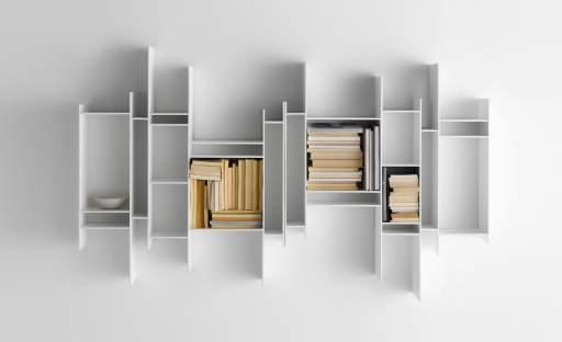 Knihy jako součást interiérového designu? Rozhodně ano!