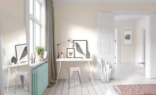 Čtyři jednoduché a finančně nenáročné triky, jak získat světlý interiér