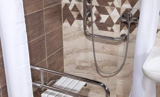 K úrazům v koupelně dochází nejenom v seniorském věku