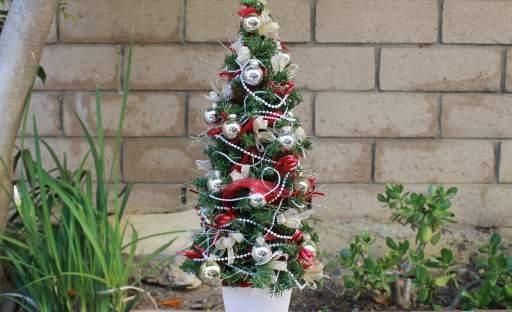 Jak na vánoční stromek. A bez nervů