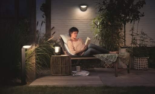 Letní hrátky se zahradním osvětlením