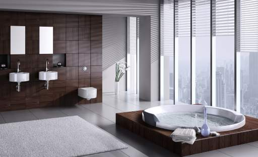 Oázou relaxace vašeho bydlení může být domácí wellness