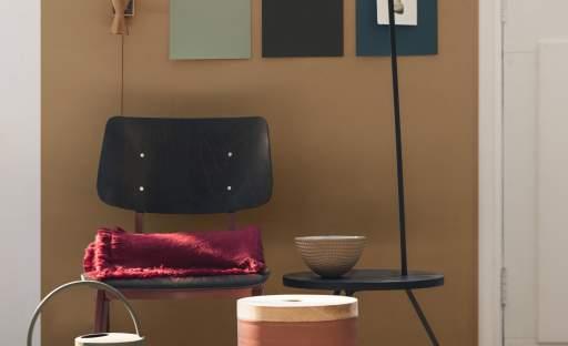 Nevíte, jaký barevný odstín zvolit do interiéru? Zaměřte se na medově hnědou!