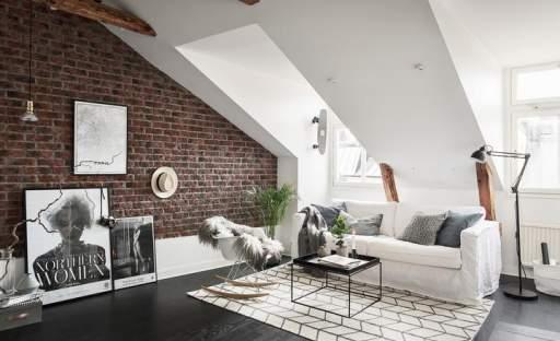 Jak správně zařídit podkrovní byt? Poradíme vám!