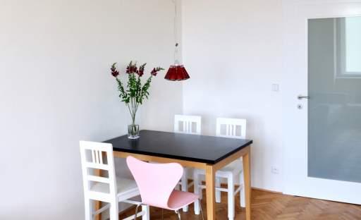 Rekonstrukce bytu Praha - Vinohrady