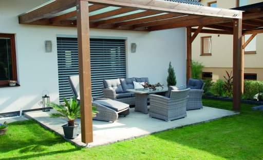 Už víte, jakým nábytkem si vybavíte zahradu? Možností je spousta …