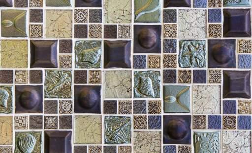 Minidlaždičky, aneb co v interiéru dokáže designová mozaika