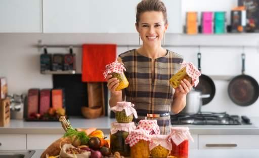 Léto je ideálním obdobím k výrobě originálních chutných dárků
