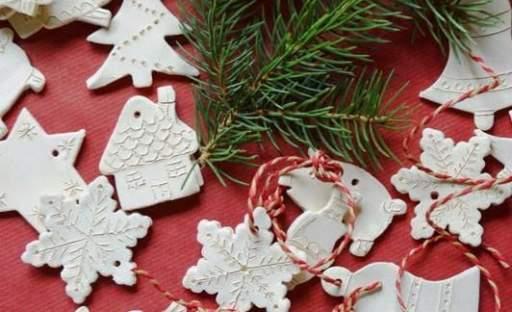 Jak se zase nenudit aneb vytvořte si doma originální vánoční ozdoby