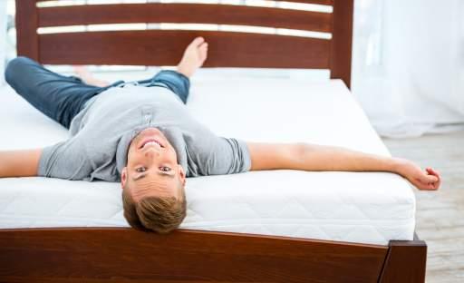 Správně vybavená postel je základem dobrého spánku