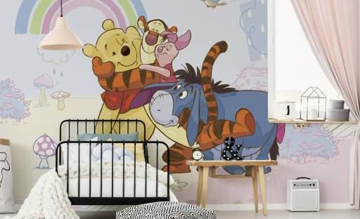 Na co myslet při výběru barev a tapet do dětského pokoje