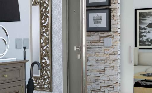 Bezpečnostní vchodové dveře zajistí klid na dovolené. A nejenom tam