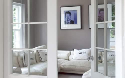 Jednoduchost a styl uchované v bílé barvě