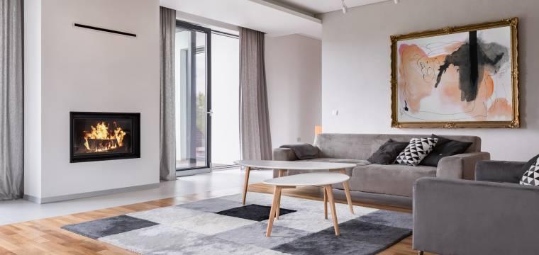 Jak vybrat a kam v bytě umístit koberec? I to má svá pravidla