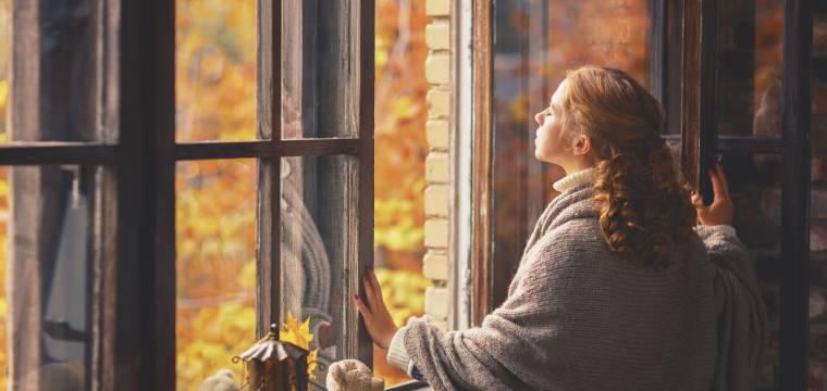 Snadné způsoby, jak doma zlepšit kvalitu vzduchu v zimním období